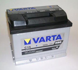 Varta BLACK dynamic C15