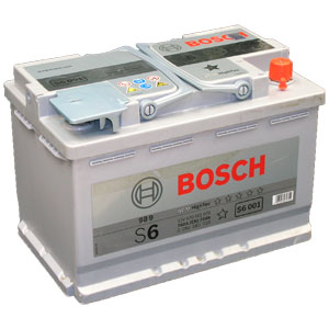 Bosch S6 AGM HighTec S6 001