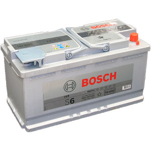 Bosch S6 AGM HighTec S6 002